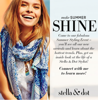North Georgia Stella & Dot Summer Launch & Training