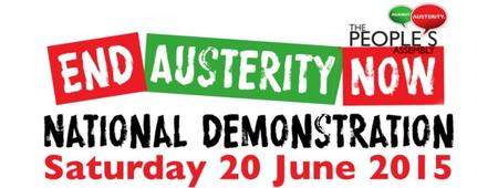 Bristol goes to END AUSTERITY NOW (National Demo)