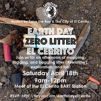 Earth Day Litter Pick Up El Cerrito