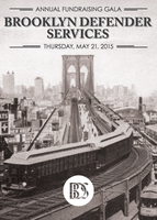Brooklyn Defender Services Benefit Gala 2015