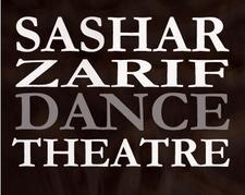 Sashar Zarif Dance Theatre logo