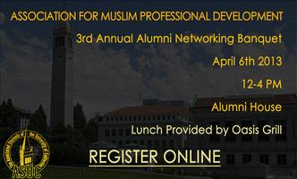 Cal AMPD's 3rd Annual Alumni Networking Banquet