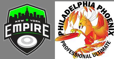 New York Empire vs. Philadelphia Phoenix