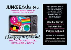 JUNKEE TAKE ON: Changing the Channel