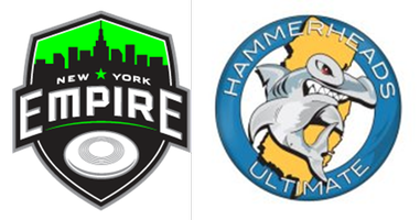 New York Empire vs. New Jersey Hammerheads