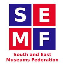 South and East Museums Federation logo