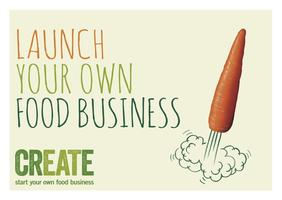 CREATE: Start Your Own Food Business - Networking Event