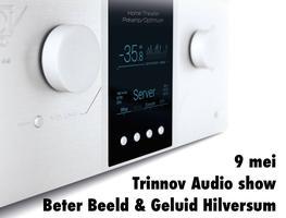 9 mei – Trinnov stereo/surround show bij Beter Beeld &...
