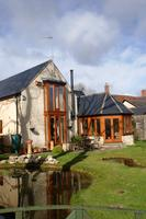 Open Ecohomes Event 2015: East Barn Bourton