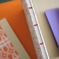 Introduction to Bookbinding: Link Stitch Binding