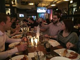 Gino's Brewing Co. and Local Option Beer Dinner