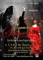 The Legend of La Salamandra