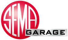 SEMA Garage Measuring Sessions logo