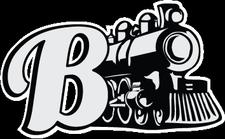 Bethesda Big Train/BCC Baseball logo