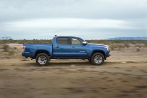 2016 Toyota Tacoma Measuring Session