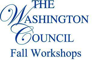Fall Counselor Workshop at University of Washington Bot...