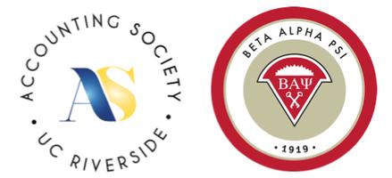Accounting Society & Beta Alpha Psi at UC Riverside...