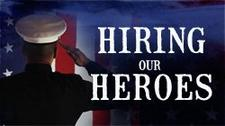 U.S. Chamber of Commerce Foundation's Hiring Our Heroes logo