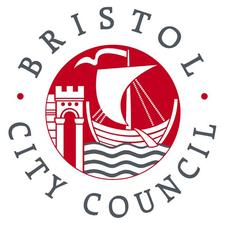 Bristol City Council in partnership with local organisations logo
