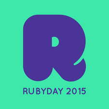 RubyDay2015 logo