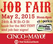 Bilingual Omaha Job Fair - Saturday, May 2, 2015