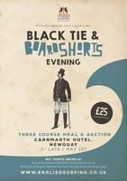 ESF Black Tie & Boardshorts Evening