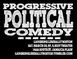 Laughing Liberally Boston
