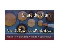 Asheville Rhythm logo