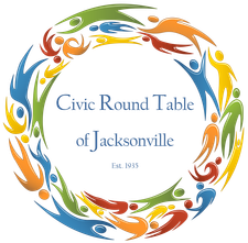 Civic Round Table of Jacksonville logo