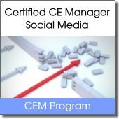 Certified CX Manager Social Media (S3A-12005)