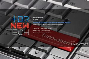 [BRNewTech] Inovação Global e Tecnologias Disruptivas...