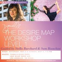 Desire Map Weekend Workshop Level 1