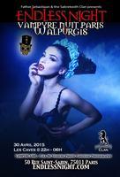 Endless Night Paris: WALPURGIS