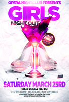 Girls Night Out w/ Mami Chula & DJ EU | Saturday...