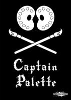 Captain Palette! Arts hub & 1st Birthday Pirate Party!