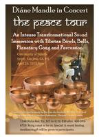 Diane Mandle in Concert: The Peace Tour