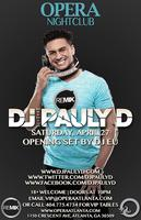 DJ Pauly D | Saturday 4.27.13