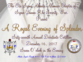 Eta Sigma Atlanta Alumnae Chapter of Sigma Gamma Rho...