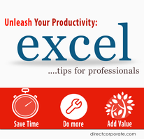 Unleash your Excel - with Tips that Reclaim Your Time...