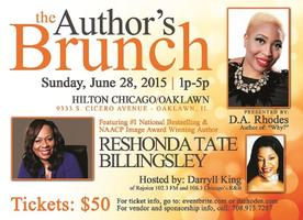 The Author's Brunch 2015