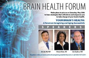 Your Brain's Health: A Forum on Caregiving and Aging...