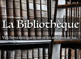 Improvisation théâtrale : la Bibliothèque