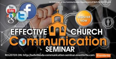 Effective Church Communication Seminar