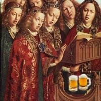 Polyphony Down the Pub logo