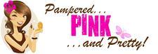 Pampered Pink & Pretty! logo