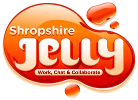 Shrewsbury Jelly Co-working day, April 2015
