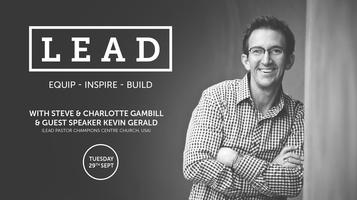 LEAD Training Day with Kevin Gerald