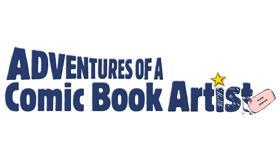 Adventures of a Comic Book Artist