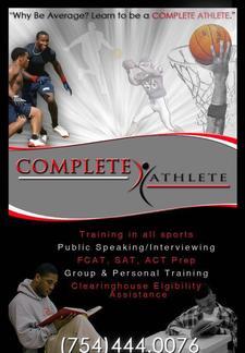 Complete Athletes, LLC logo