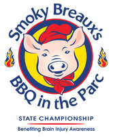 Smoky Breaux's BBQ in the Parc - Benefiting Brain...